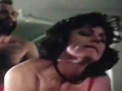 Brunette love hardcore doggystyle sex