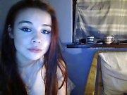Phat beauty masturbates and gets fucked on webcam