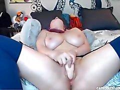 Busty Webcam Punk