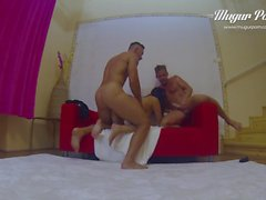 Black Mamba - Nicol - takes VictorSolo and MugurPorn hardcor