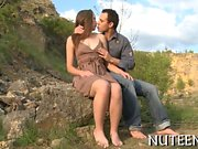 Angel strips and then gets pounded by her boyfriend