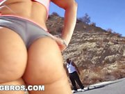 BANGBROS - Lisa Ann Gets an Interracil Double Penetration (mc13549)
