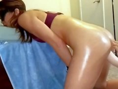 Deep Anal Training