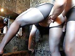 Amateur Mature Big pussy Kinky Fisting