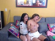 FunMovies Amateur German fetish threesome