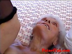 Old Granny still like to fuck and suck a good Cock