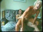 Milf blonde hardcore cumshot