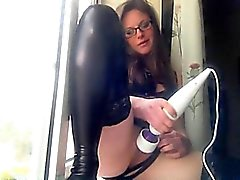 Brunette Makes Herself Cum Repeatedly