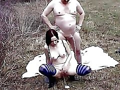 Amateur German porn with pissing outside Acheron