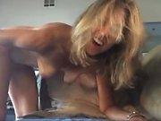 Caught My Grandma Fucking Her Pussy