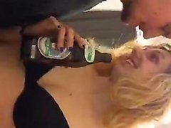 Get drunk and make out in the webcam