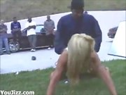 White girls being fucked and humiliated in public ( Public compilation)