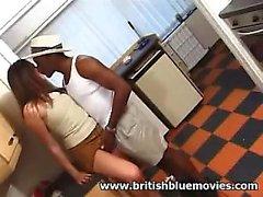 Luciana - British slut with Omar