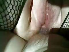 Anal fuck in the car