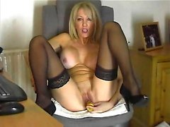 Playing With MILF Big Boobs