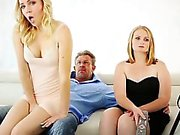 Compilation Of Step-Sisters, Step Daughters Fucked
