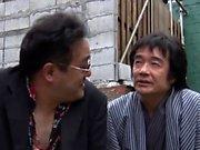 Shy amateur Japanese MILF fucked