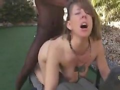 Hotwife within the Yard