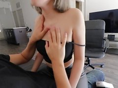 Japanese tinder girl gets fucked