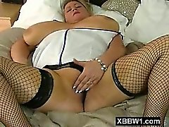Bodacious Titty Mature BBW Fucked Furiously