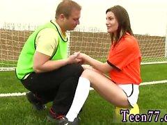 Amateur teen lesbian sex and red bikini teen Dutch football