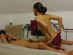 Sex slave of my femdom mistress Lulu