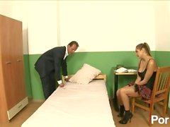 Slutty School Girls 3 - Scene 2