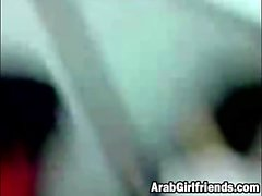 Arab girlfriend gets fucked hard on this homemade video