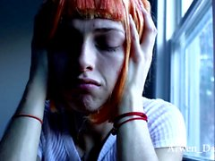 Fifth Element Leeloo Dallas Fucks Herself Hard