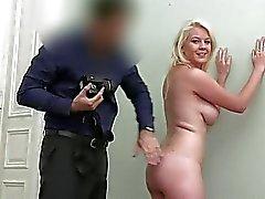 Racy hot threesome sex