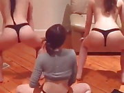 Amateur teen girls twerking