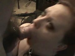 Nasty and hrony POV deepthroat