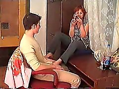 Drunk Mature Mom Fucked On The Carpet By Younger (amateur )