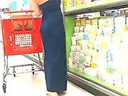 Lovely Milf in Dress