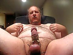 Nipple and Estim Cumshot