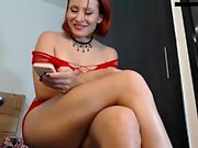 Sexy amateur extreme self fisting fetish masturbation