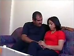 Hot Indian whore shags with her well hung lover