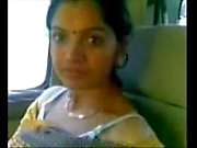 Cute Desi Bhabhi Show Milky Boobs In Car With Lover