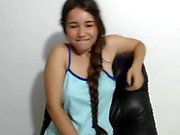 teen cutealysse18 flashing boobs on live webcam