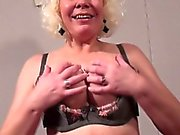 Mature cougar squirts like young g Carmel from 1fuckdatecom