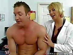 Sexy Doctor Brianna Beach
