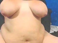 Milky latin big babe Gretchen from 1fuckdatecom
