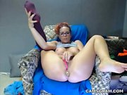 Attractive Amateur Hoochie Toying Her Sweet Hole