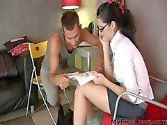 Gina N15 teen amateur teen cumshots swallow dp anal