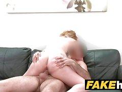 Spanish babe enjoys good fuck