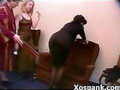 Kinky Erotic Rhythmic Spanking Games