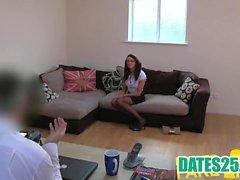 Misterfake perfect british brunett Yukiko from dates25com