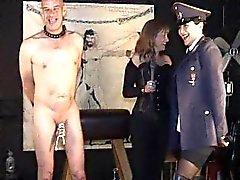 Sesión BDSM