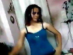 Arab Dance in Bedrrom