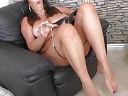 Mature super mom with big natural tits